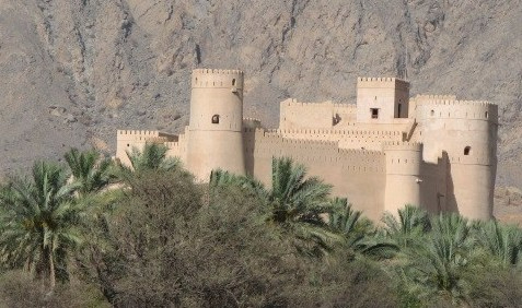 Oman - land of forts and castles